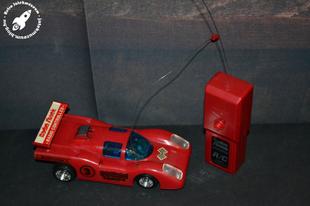 Radio Shack távirányítós Ferrari