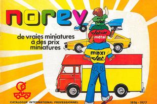 Norev katalógus 1976-77