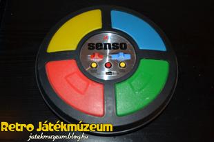 MB Senso/Simon elektromos játék