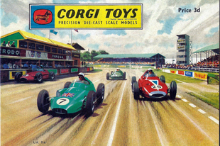 Corgi katalógus 1961