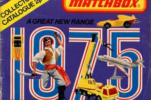 Matchbox katalógus 1975