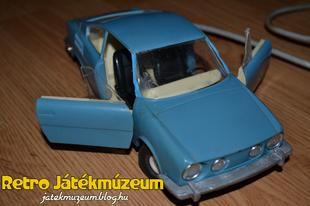 ITES Skoda 110R távirányítós autó