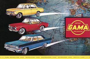 Gama katalógus 1965