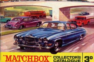 Matchbox katalógus 1964