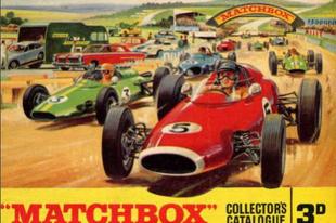 Matchbox katalógus 1965