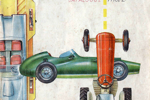 Corgi katalógus 1959