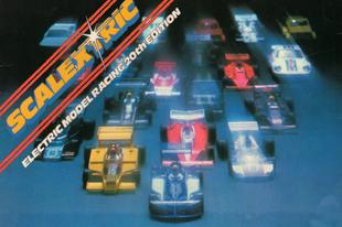 Scalextric katalógus 1979
