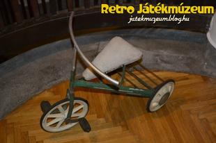 Retro Tricikli