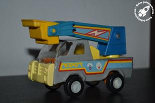 KROT teherautó