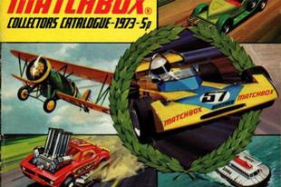 Matchbox katalógus 1973