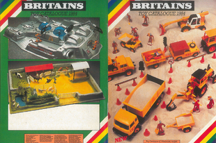 Britains Toy katalógus 1984