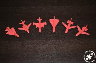 Trafikos repülőgépek