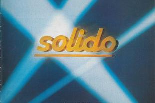 Solido katalógus 1978