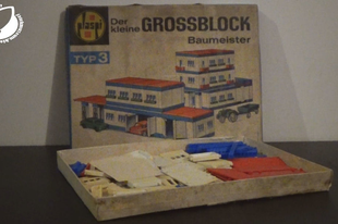 Játékmúzeum TV 214.adás - Grossblock Baumeister