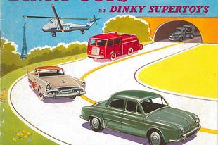 Dinky Toys 1957-es katalógus