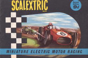 Scalextric katalógus 1961