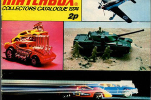 Matchbox katalógus 1974