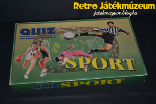 Quiz Sport társasjáték