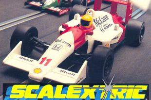 Scalextric katalógus 1990