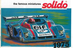 Solido katalógus 1975