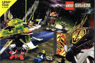 Lego katalógus 1997