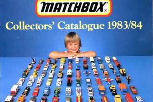 Matchbox katalógus 1983/1984