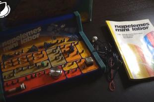 Játékmúzeum TV 213.adás - Napelemes Mini Labor