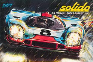 Solido katalógus 1971