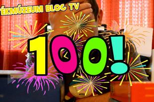 Játékmúzeum TV 100.adás