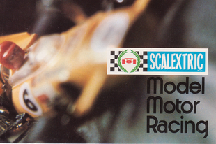 Scalextric katalógus 1973