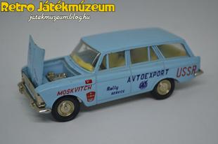Moszkvics 427 Avtoexport kisautó