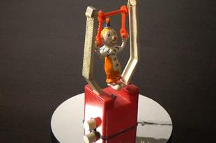 Játékmúzeum TV 226.adás - Trapézon tornászó bohóc
