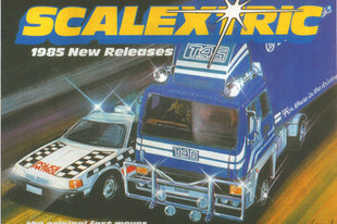Scalextric katalógus 1985