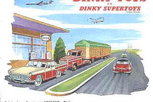 Dinky Supertoys 1959