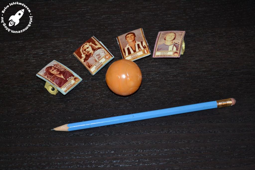 Ceruzahegyezők a 70-es évekből