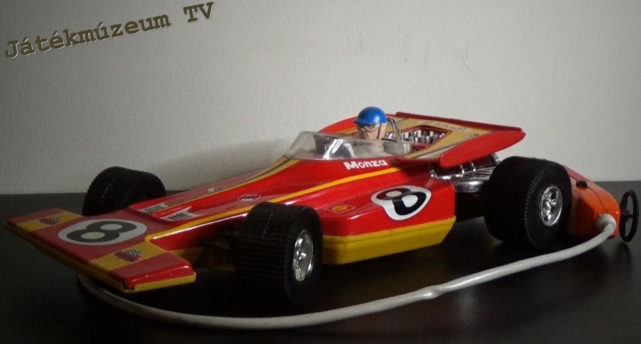 Formula 1 Monza távirányítós autó