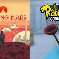 Ingyen Surviving Mars és Rabbids Coding!