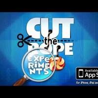 Ma ingyenes a Cut the Rope: Experiments