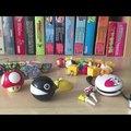 játéknapló extra: Zelda és Mario gashapon sorozatok