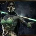 Mortal Kombat 11 - Jade, Baraka