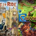 Ingyen Ticket to Ride és Carcassonne!
