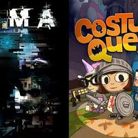 Ingyen SOMA és Costume Quest!