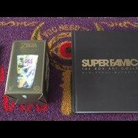 játéknapló extra: Super Famicom könyv és zeldás ereklyék