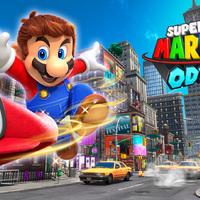 Super Mario Odyssey kipörgetve