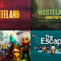 Ingyen The Escapists, Wasteland 2+1 és Bastion!