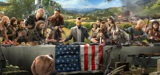 Far Cry 5 infóáradat