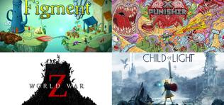 Ingyen Figment, Tormentor X Punisher, World War Z és Child of Light!