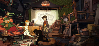 Ingyen Deponia: The Complete Journey