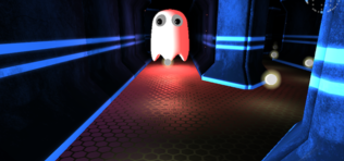 Az FPS Pac-Man