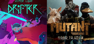 Ingyen Hyper Light Drifter és Mutant Year Zero: Road to Eden!